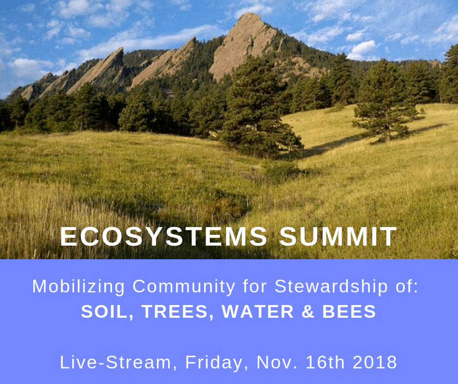 Ecosystems Summit