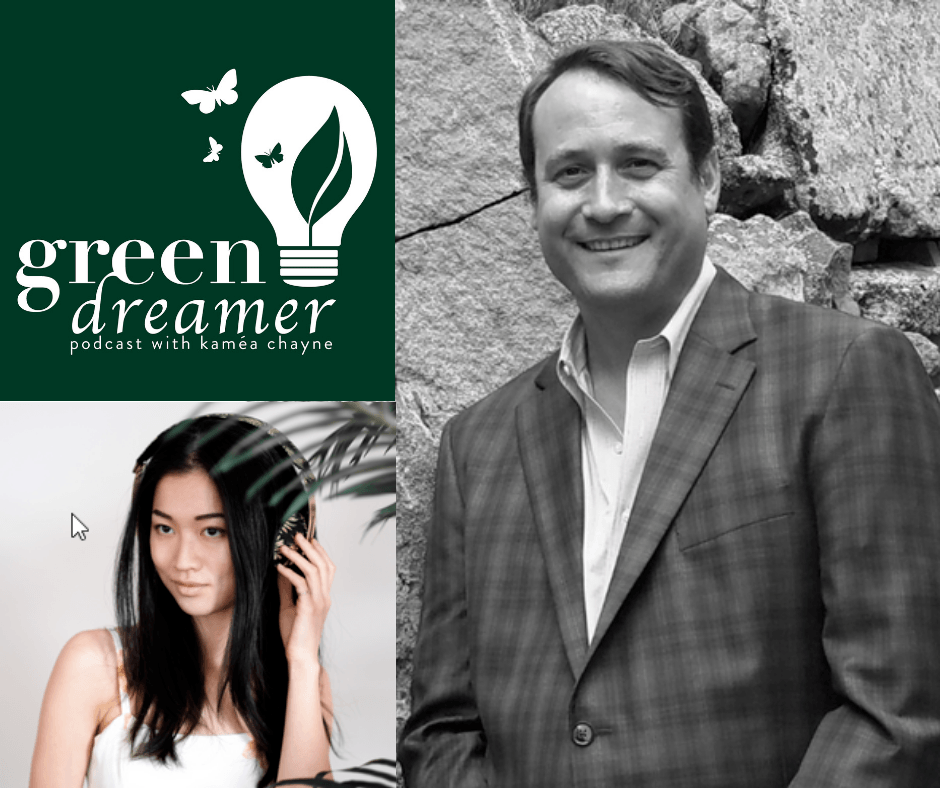 GreenDreamer Podcast Episode w Aaron Perry