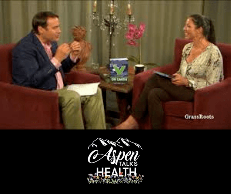 Aaron Perry on Aspen Talks Health with Dr. Nicola Siso