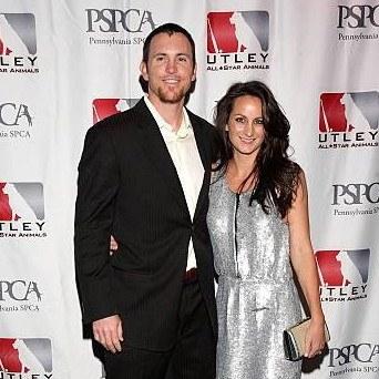 Brad Lidge and Lindsay Lidge