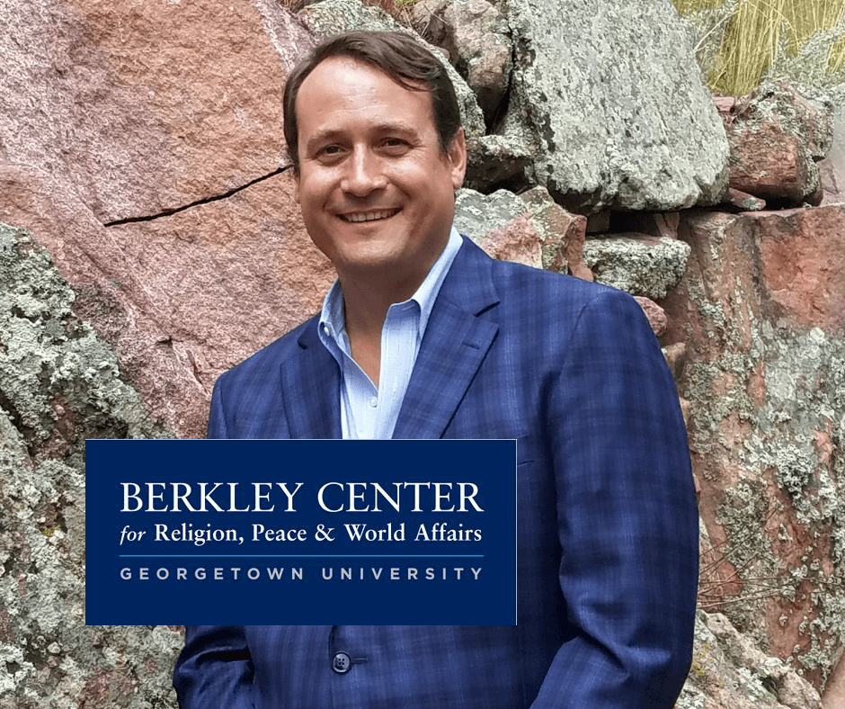 Aaron Perry - Berkley Center Georgetown Amazon Burning