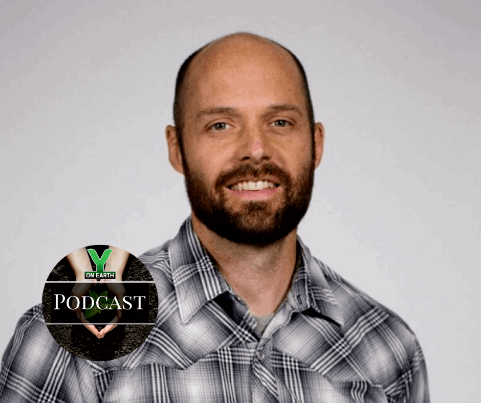 Brian Kunkler Y on Earth Podcast - Growing People Who Grow Food