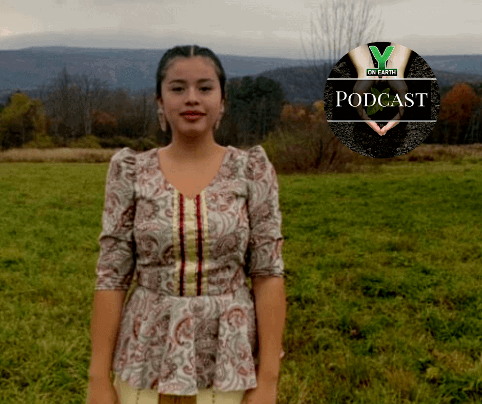 Meadow Cook - Youth Council Leader - Three Sisters Sovereignty Project - Y on Earth Community